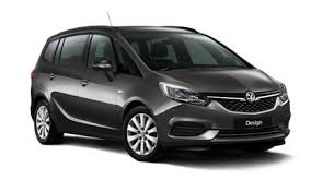 View MPV Car (Zafira)s